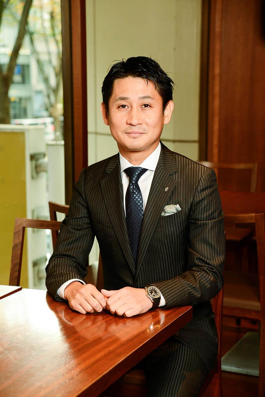 株式会社グローアップ・シーン 代表取締役 氏家 伸